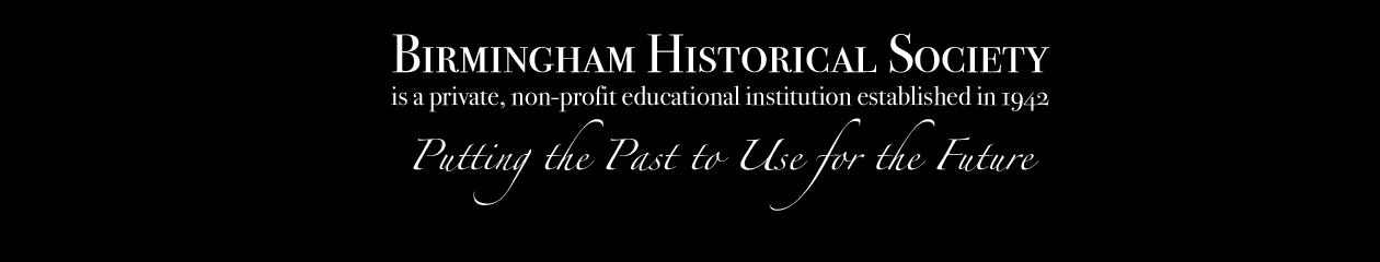 Birmingham Historical Society