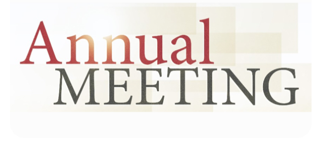 You're Invited – 2020 Annual Meeting