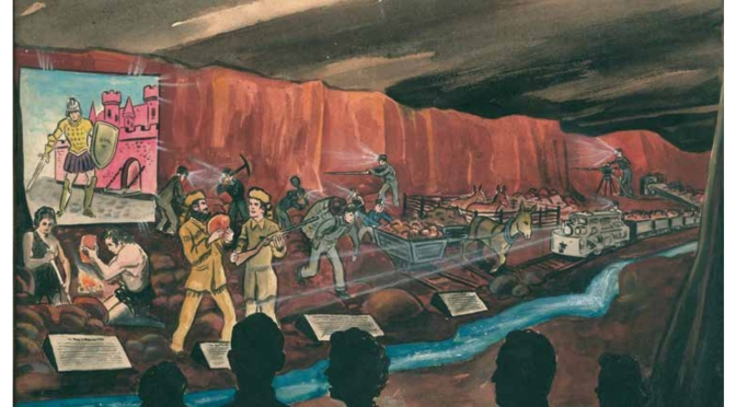 What Might Have Been  – Vulcan's Underground Wonderland